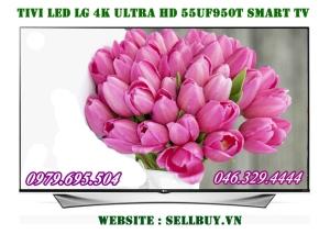 Tivi led LG 4k ultra HD 55Uf950T smart tv