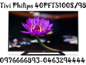 tivi philips 40PFT5100S